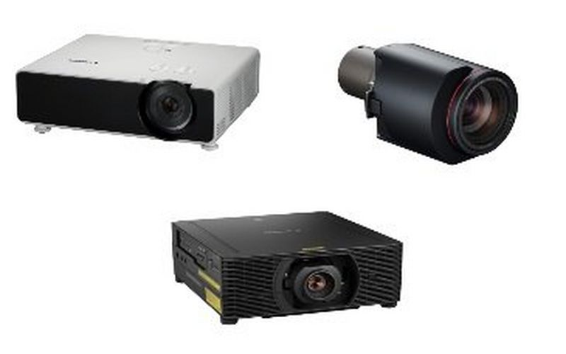 Canon to showcase expanded 4K projector line-up and enhanced projection possibilities at ISE 2019