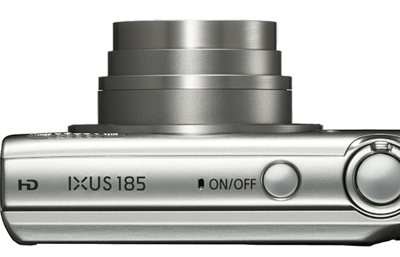 IXUS-185-Silver-Top-lens-out_Crop_800x800