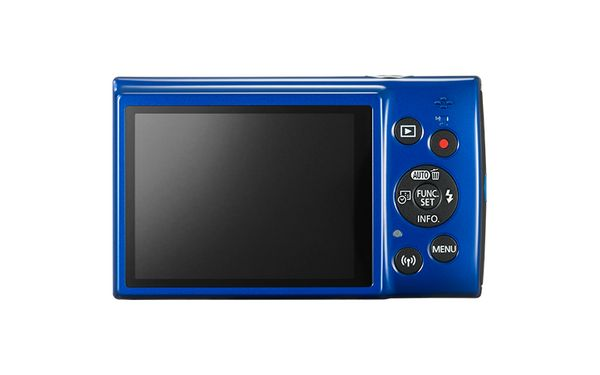 IXUS 190 blue back