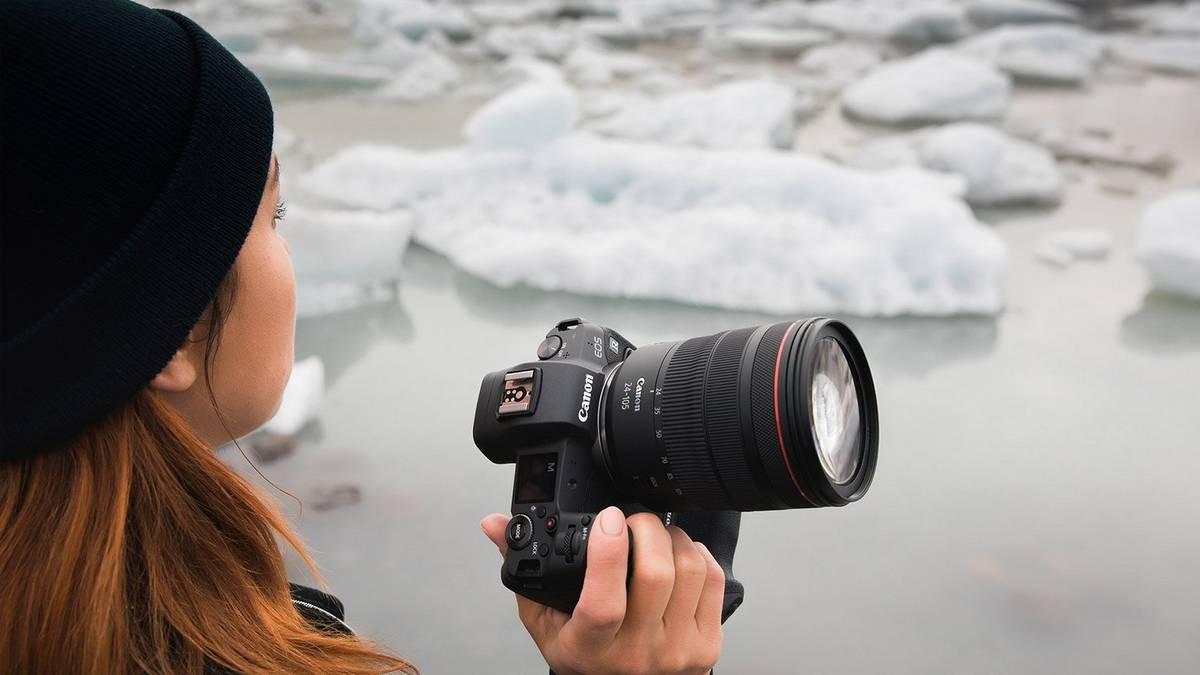 Rf 24 105mm F 4l Is Usm Lenses Everyday Lenses Canon