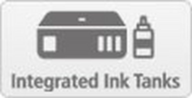Easy to refill ink tanks