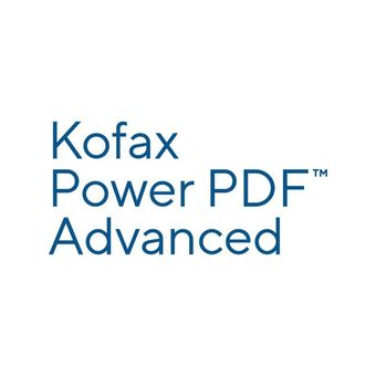 Kofax Power PDF Business Software