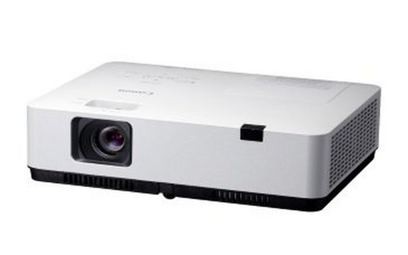 Canon announces the expansion of its portable projector range, with three new long-life, lamp-based projectors