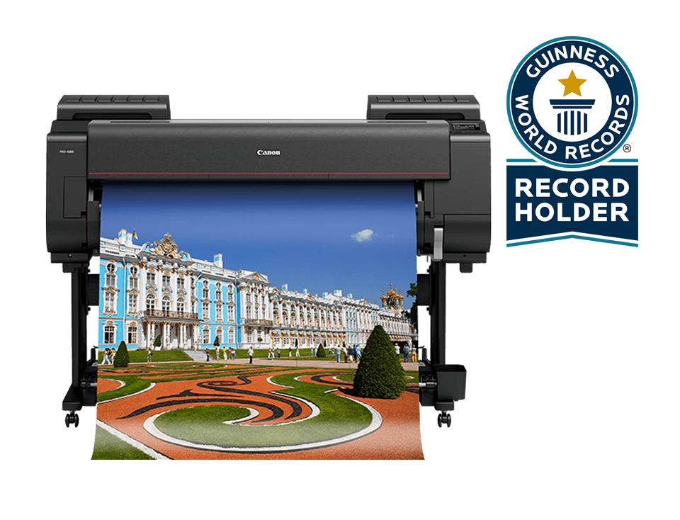 Wide Format Photo Printers