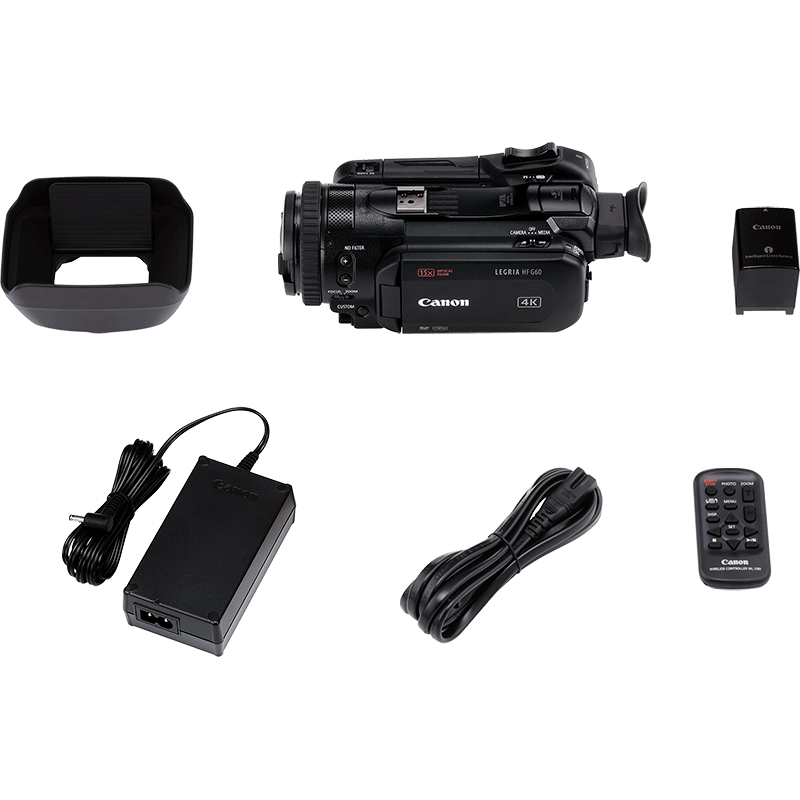 Canon LEGRIA HF G60