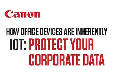How offices are inherently IoT: Protect your corporate data