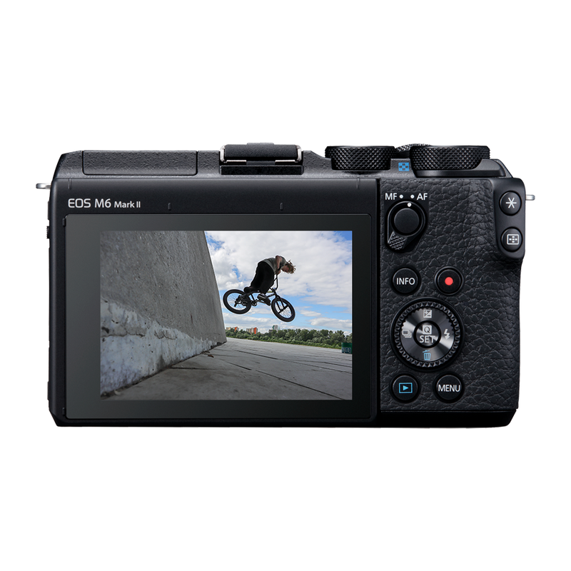 EOS M6 Mark II Video