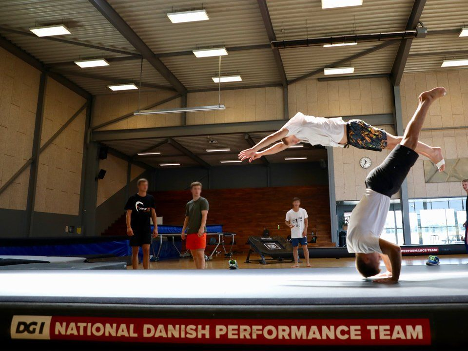 DGI (Young People Programme) | Denmark