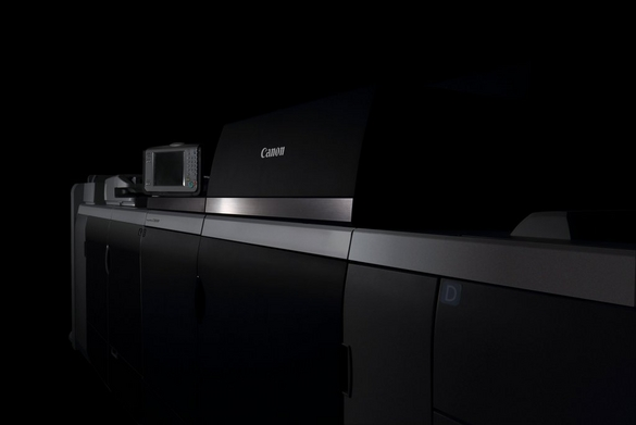 Canon production and commercial printer
