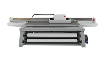 Océ Arizona 1240 GT standard-size flatbed printer