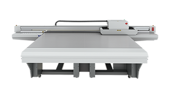 Océ Arizona 1260 XT 6 channel UV flatbed printer