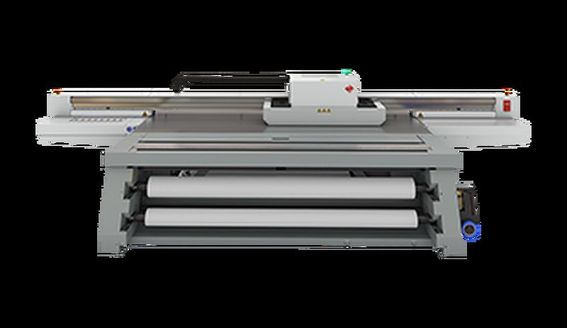 Océ Arizona 1280 GT 8 channel UV flatbed printer