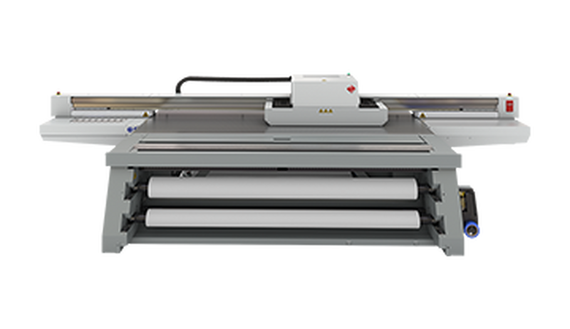 Océ Arizona 1280 GT standard size flatbed printer