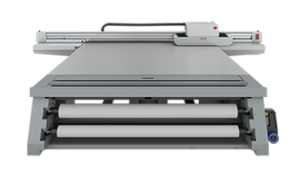 Océ Arizona 1280 XT high-definition UV flatbed printer