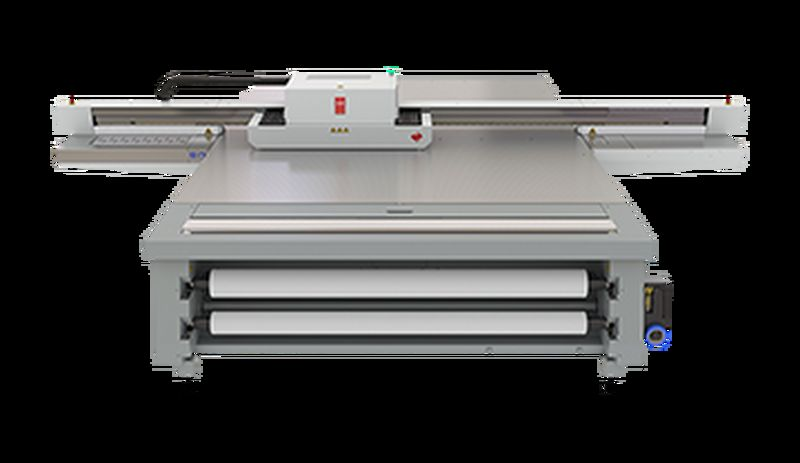 Océ Arizona 2260 XT extra-large UV flatbed printer
