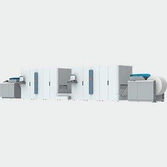 Océ ColorStream 6000/ 6000 Chroma colour press