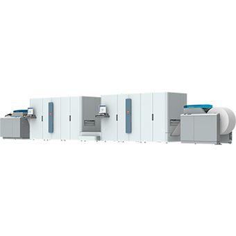 ColorStream 6000/ 6000 Chroma colour press