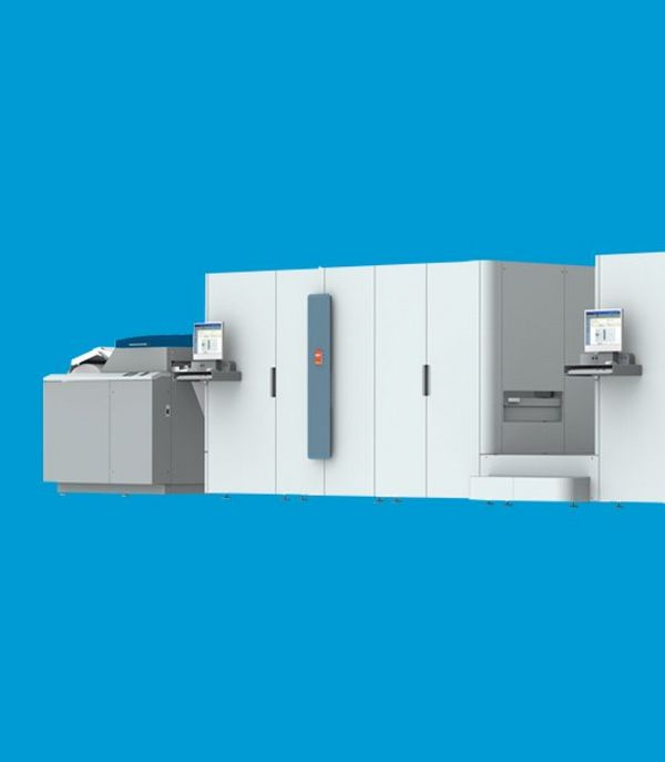 High-speed, full-colour commercial inkjet printers that offer outstanding productivity, efficiency and quality