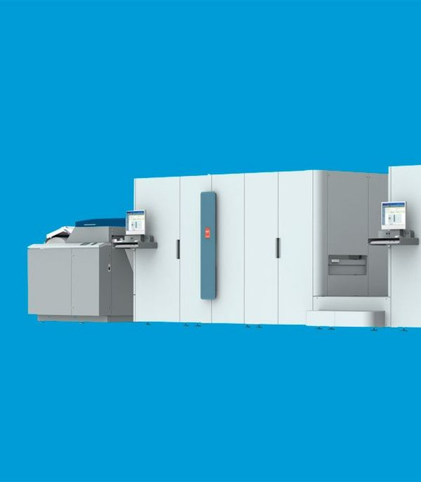 A highly versatile inkjet web press that offers both outstanding quality and flexibility