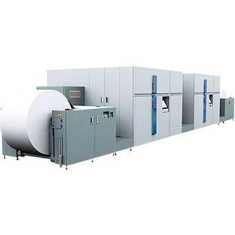 Océ Jetstream Wide series l colour press