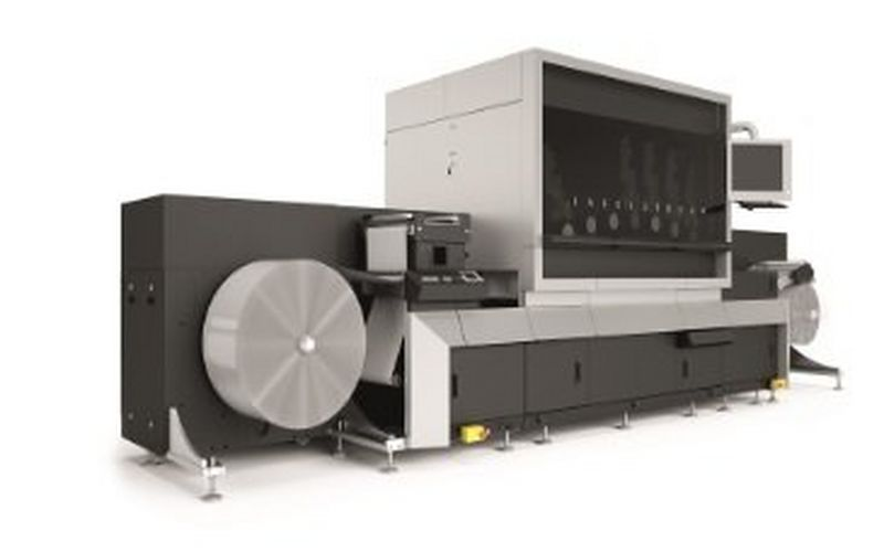 Launch of the LabelStream 4000 series underlines Canon's ambitions in the label and packaging segment