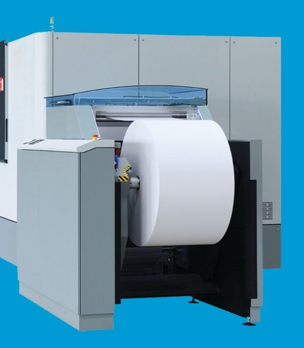 A range of powerful digital inkjet presses designed for easy integration with industry-standard workflows