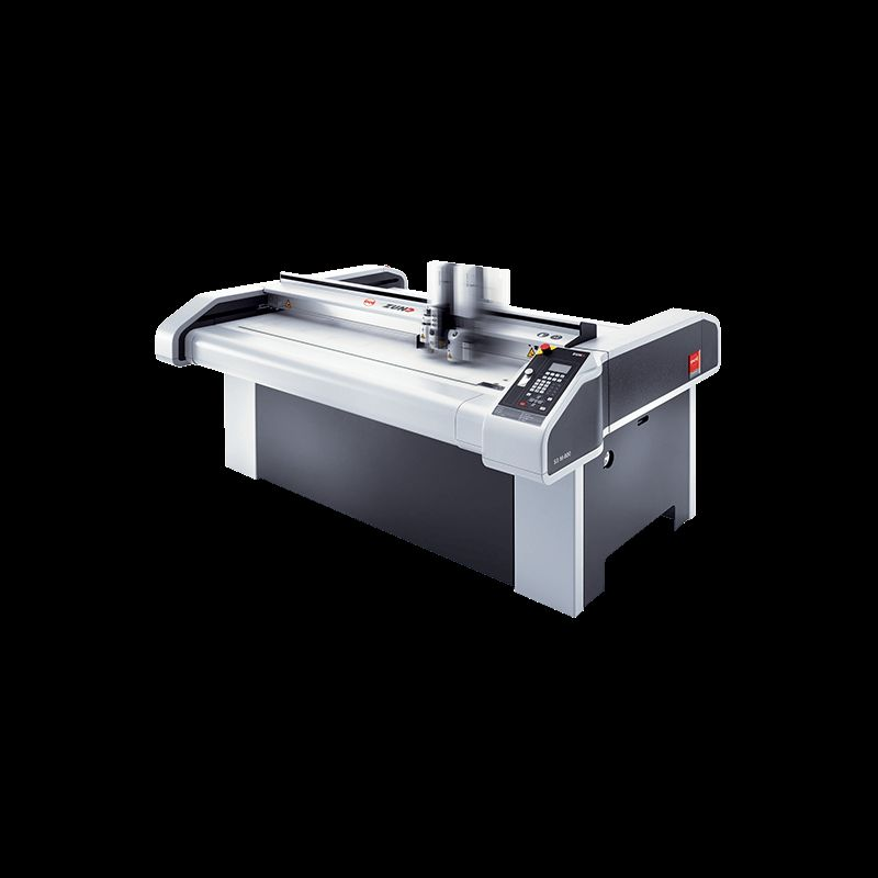 Oce procut s3 fsl cutting nozzle movement blur