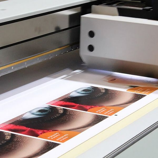 The company's print service is now faster and more efficient.