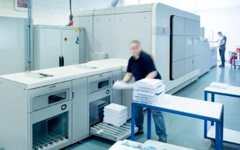 250 INSTALLATIONS. ONE INDUSTRY-LEADING SHEETFED INKJET SOLUTION.
