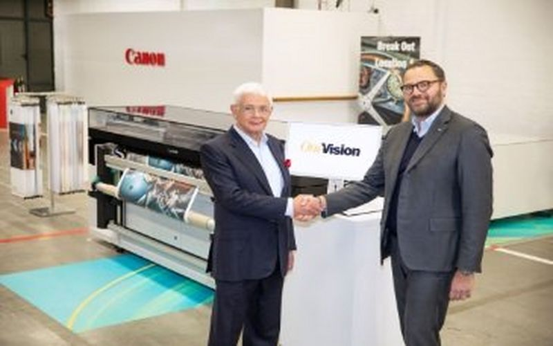 CANON + ONEVISION = A WINNING PARTNERSHIP FOR PRODUCTIVITY