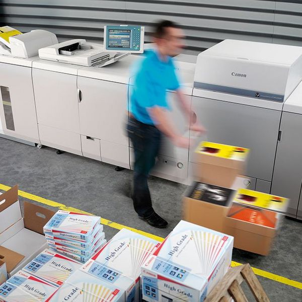 Thanks to the speed and efficiency of its new technology, Print Service Ede boosted productivity by 20%