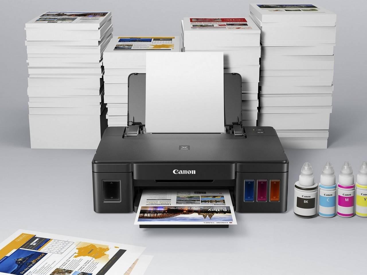 Canon mp610 pgbk not printing