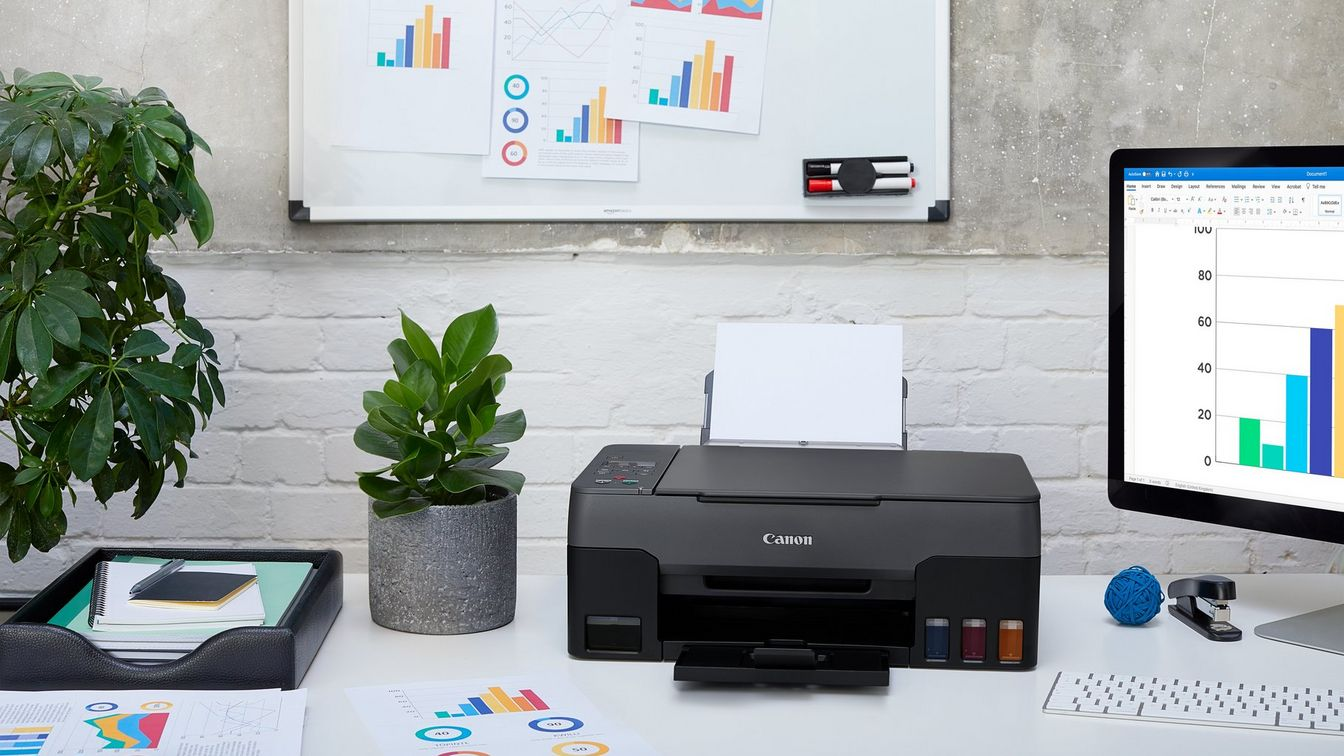 MegaTank Printers   PIXMA G Series   Canon Central and North Africa