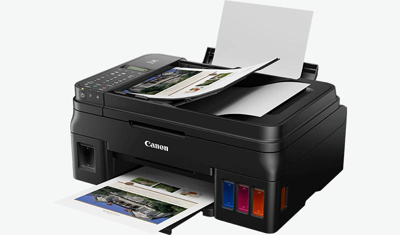 Specifications & Features - PIXMA G4510 - Canon Europe