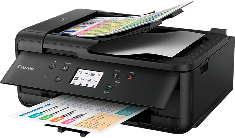 Best Printer With Cheap Ink >> Canon PIXMA TR7550 - Printers - Canon UK