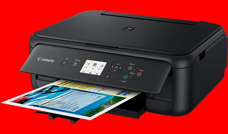 Printer  Ink  Multifunctional  PIXMA TS5140