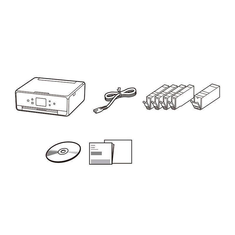 canon pixma ts6250 series - printers
