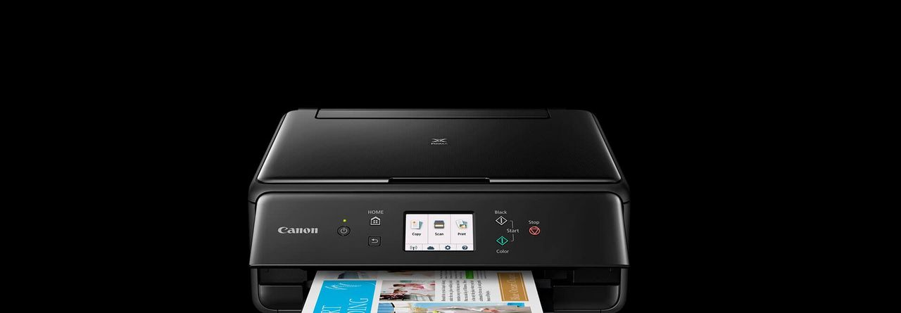 Home & Photo Printers_PIXMA_MG7750 open