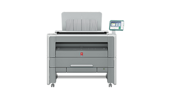 "Océ PlotWave 345 36"" technical printer"
