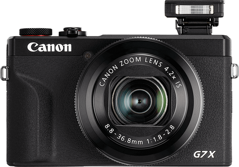Canon PowerShot G7 X Mark III Benefits
