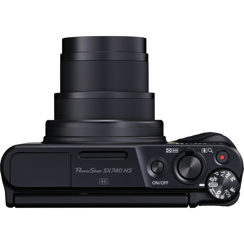 PowerShot SX740 HS top specifications