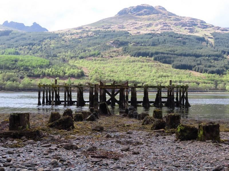 Exploration de l'Écosse