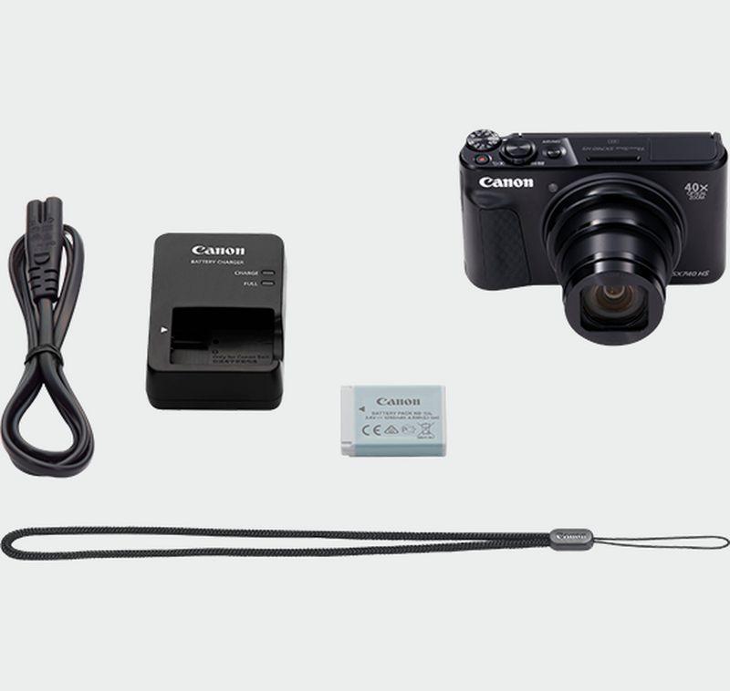 Canon PowerShot SX740 HS WITB
