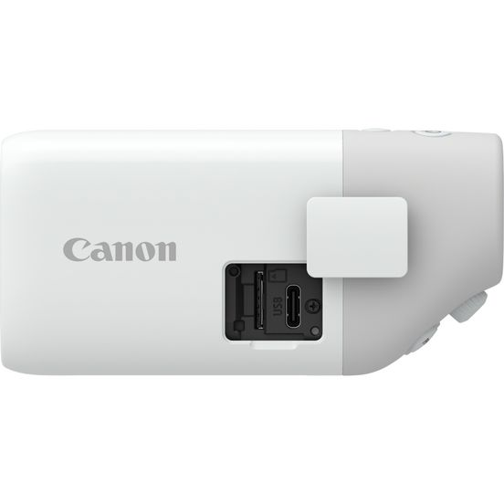 Micro SD card slot on Canon PowerShot ZOOM