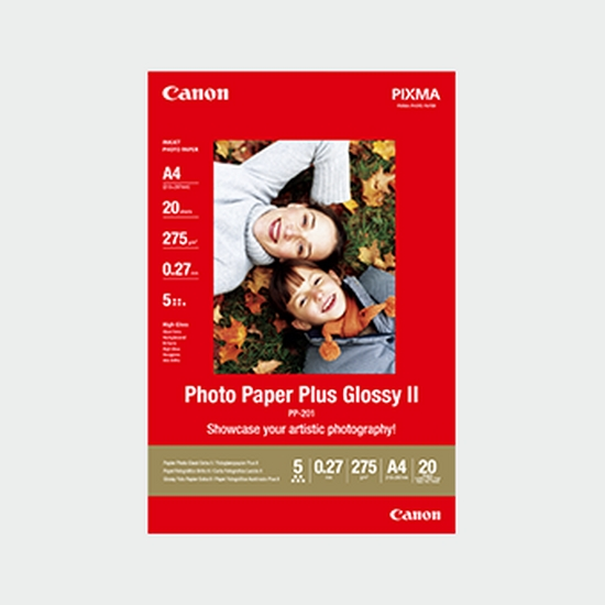 Photo Paper Plus Glossy II