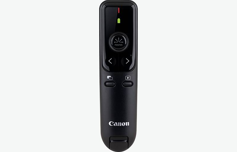 canon pr500 r laser presenter