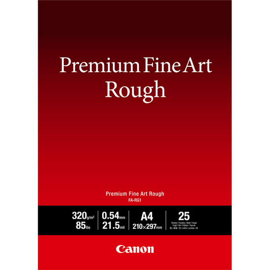 Premium Fine Art Rough paper