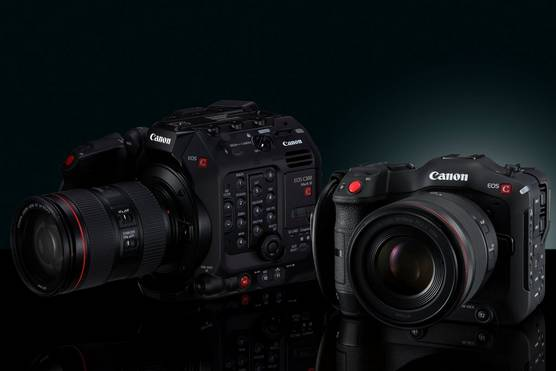 EOS C70 and EOS C300 Mark III: DGO cameras compared