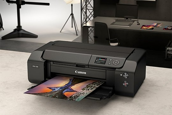 Canon reveals its new desktop A3+ pro photo printer