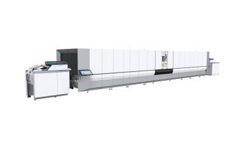 Océ ProStream 1000 continuous feed inkjet press helps Canon customers accelerate delivery of high value applications
